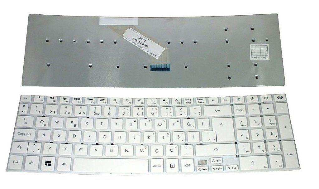 Packard Bell Easynote LV44 Klavye