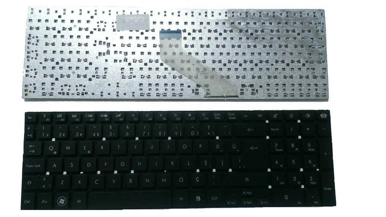 Packard bell P5WS0 Klavye