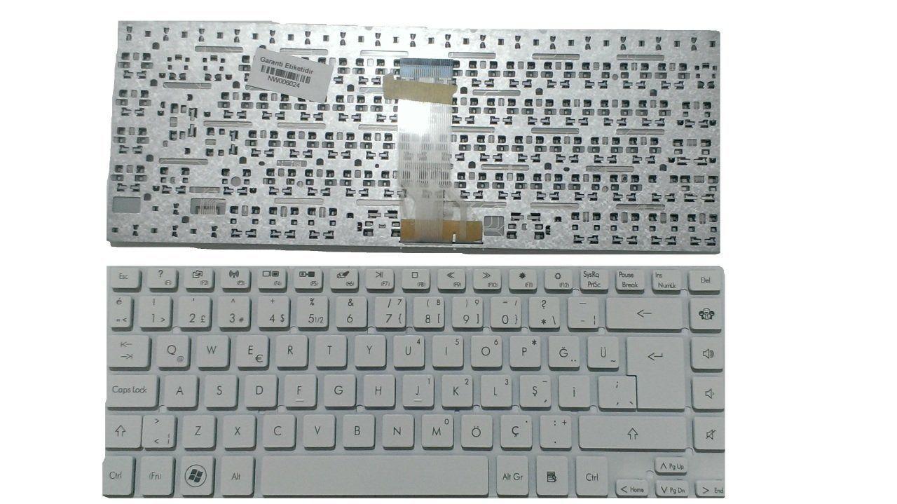 Packard Bell NS45 NS45HR NS45-HR Klavye